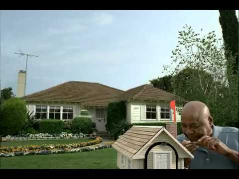 Funny Insurance Commercial - Nationwide Butterfly Effect Ad