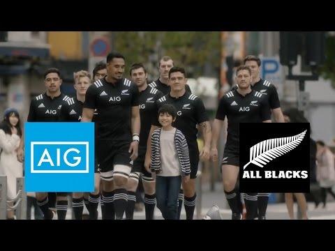 """Вся суть страхования за три минуты. """"All Blacks"""" и """"AIG"""""""