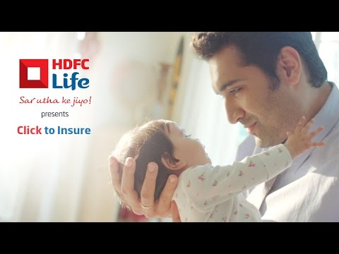 Be assured, Click to Insure - Online Insurance Plans from HDFC Life